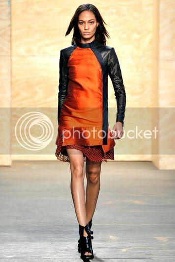 Proenza Schouler fall winter 2012/13 runway show