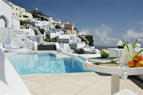 Santorini's Astra Suites Ranked Among Best Hotels In The