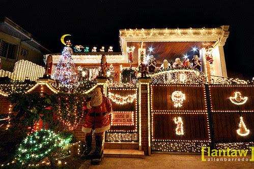 The Santa House