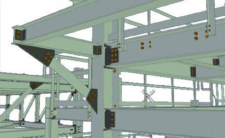 Steelwork Detailing