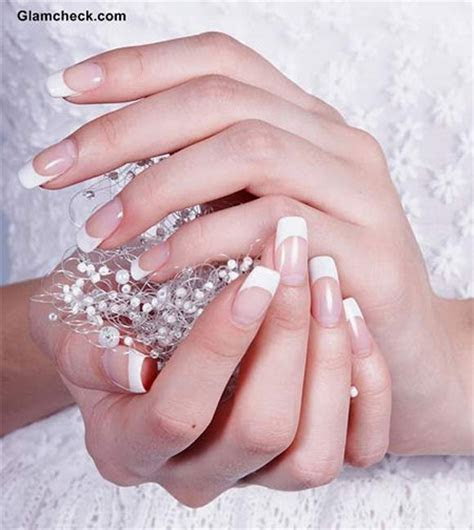 Inspiring Wedding Nail Art Designs & Ideas 2014   Fabulous