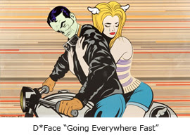 D*Face Going Everywhere Fast