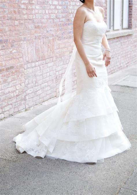 Vera Wang Clarissa (luxe Collection) Wedding Dress   Tradesy
