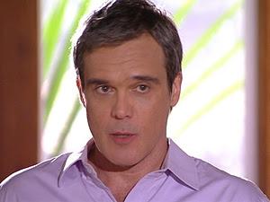 René diz que vai voltar a morar com a ex-mulher (Foto: Fina Estampa / TV Globo)