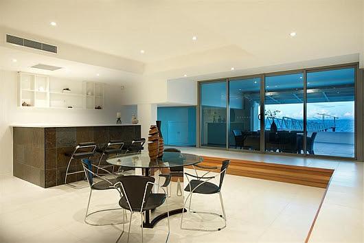 brisbane home8 architecture  architecture modern interior design, interior design, modern house, sea house