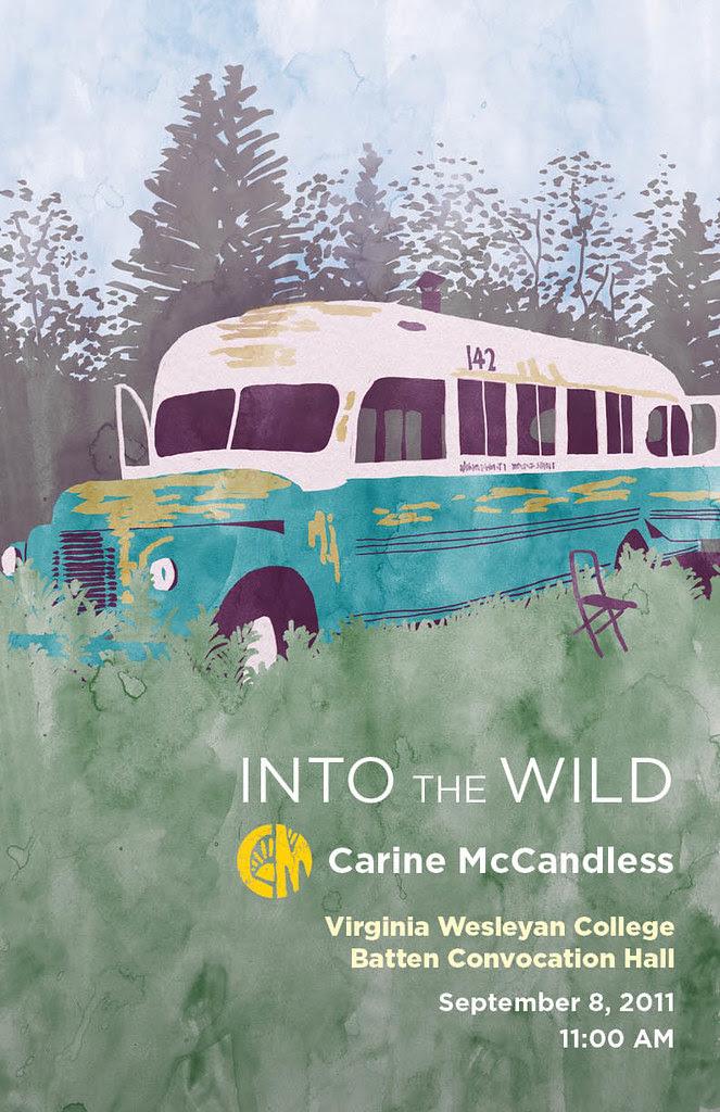 Carine McCandless Poster