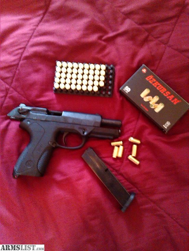 ARMSLIST - For Sale: 9mm Kimar PX4 front firing blank gun