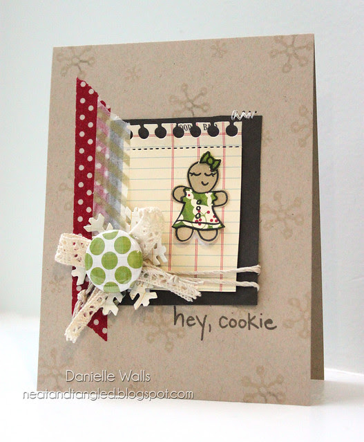 Hey Cookie, World Card Making Day