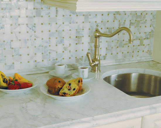 Kitchen pistachio green Design Ideas, Pictures, Remodel and Decor
