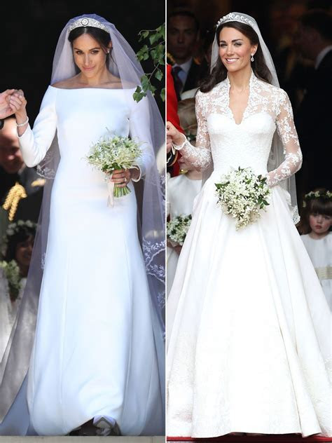 Princess Diana?s Wedding Dress Designer Praises Meghan