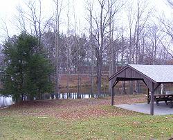 West Shore Community College Pond