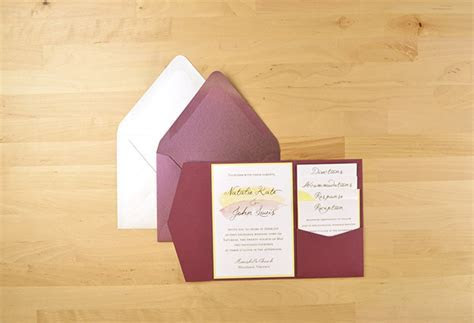 DIY Wedding Invites in 5 Easy Steps