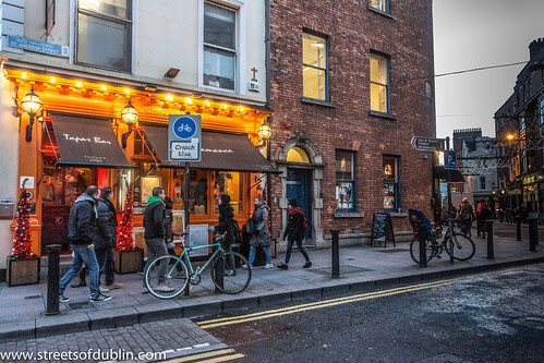 Streets Of Dublin - Salamanca Tapas Bar by infomatique