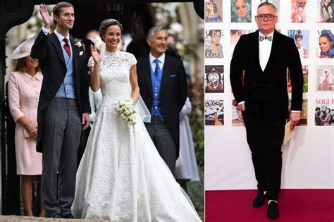 Why Giles Deacon is the perfect designer for Pippa