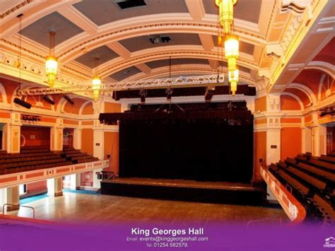 King Georges Hall   Weddings & Celebrations