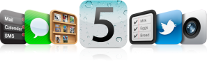 Apple - iOS 5 - 200+ new features for iPad, iPhone, and iPod touch.