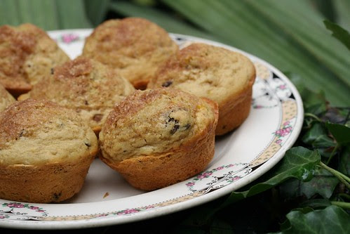 Christmas Morning Muffins 1