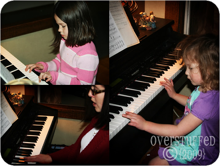 Christmas Eve pianists