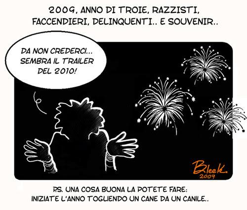 Buon anno 2009