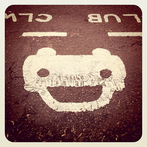 Happy Parking Space