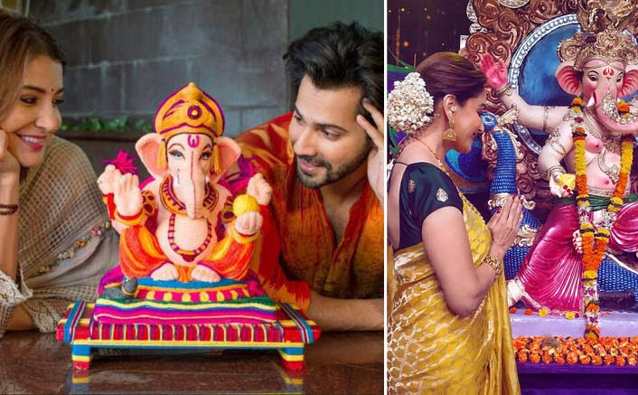 'Ganpati Bappa Morya': Bollywood celebs wish on Ganesh Chaturthi