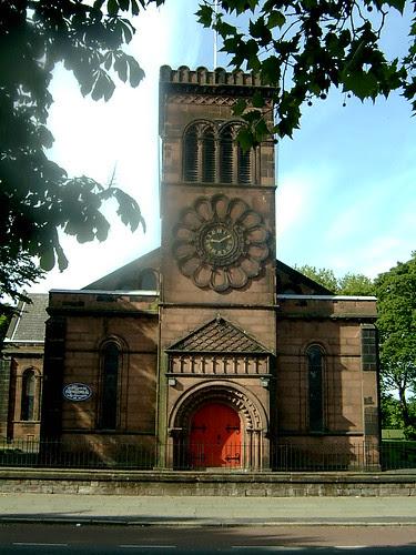 St. Anne's Church, Aigburth Road, Liverpool, May 2007