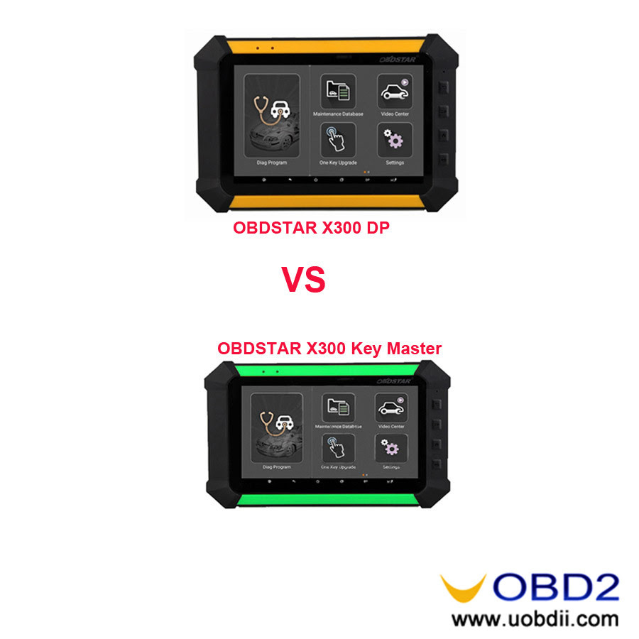obdstar-x300-dp-vs-X300-key-master