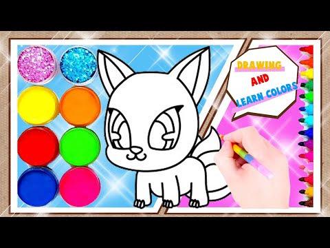 페파피그 그림그리기 도안페파피그 색칠공부색칠놀이 How To