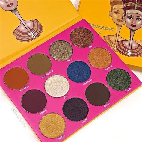 Juvia's Place Eyeshadow Palettes. One of the most popular