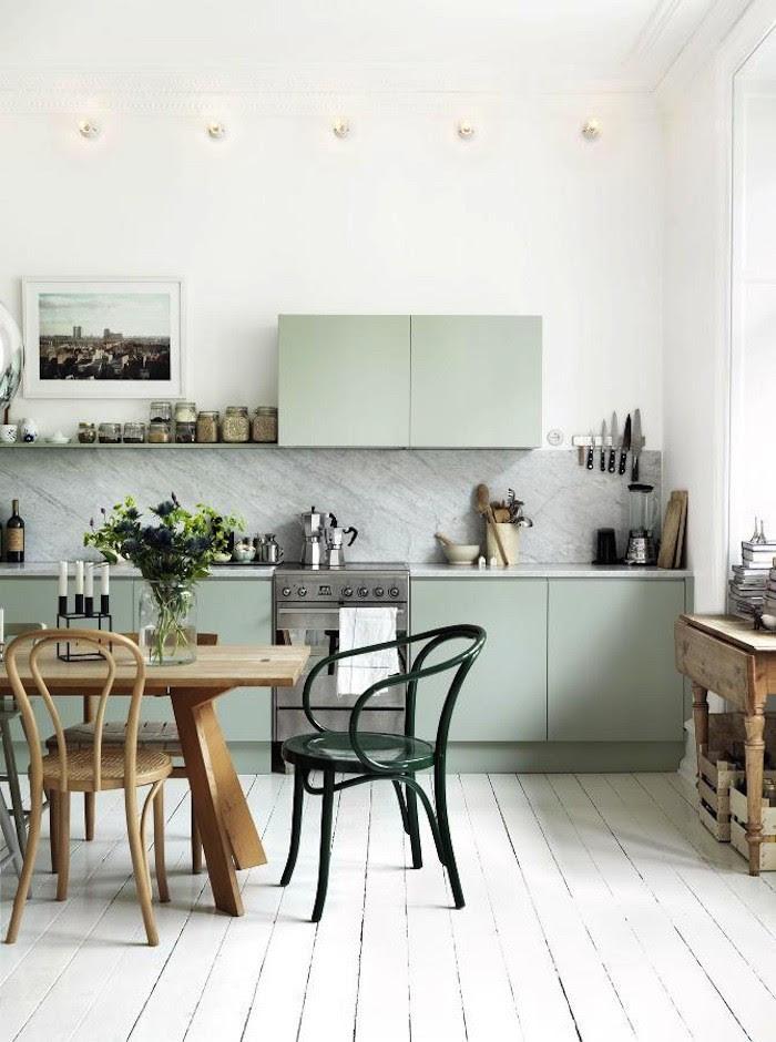 Ideas To Decorate Scandinavian Kitchen Design