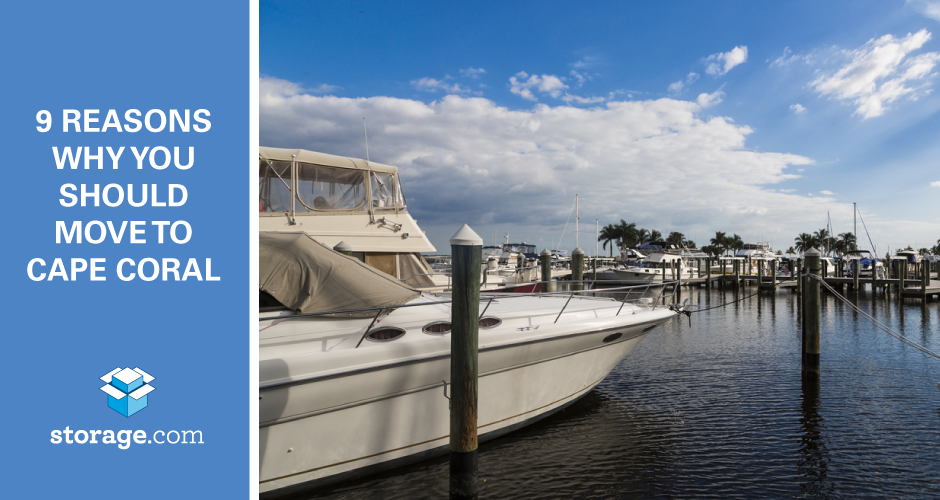 9 Reasons Why You Should Move To Cape Coral, FL
