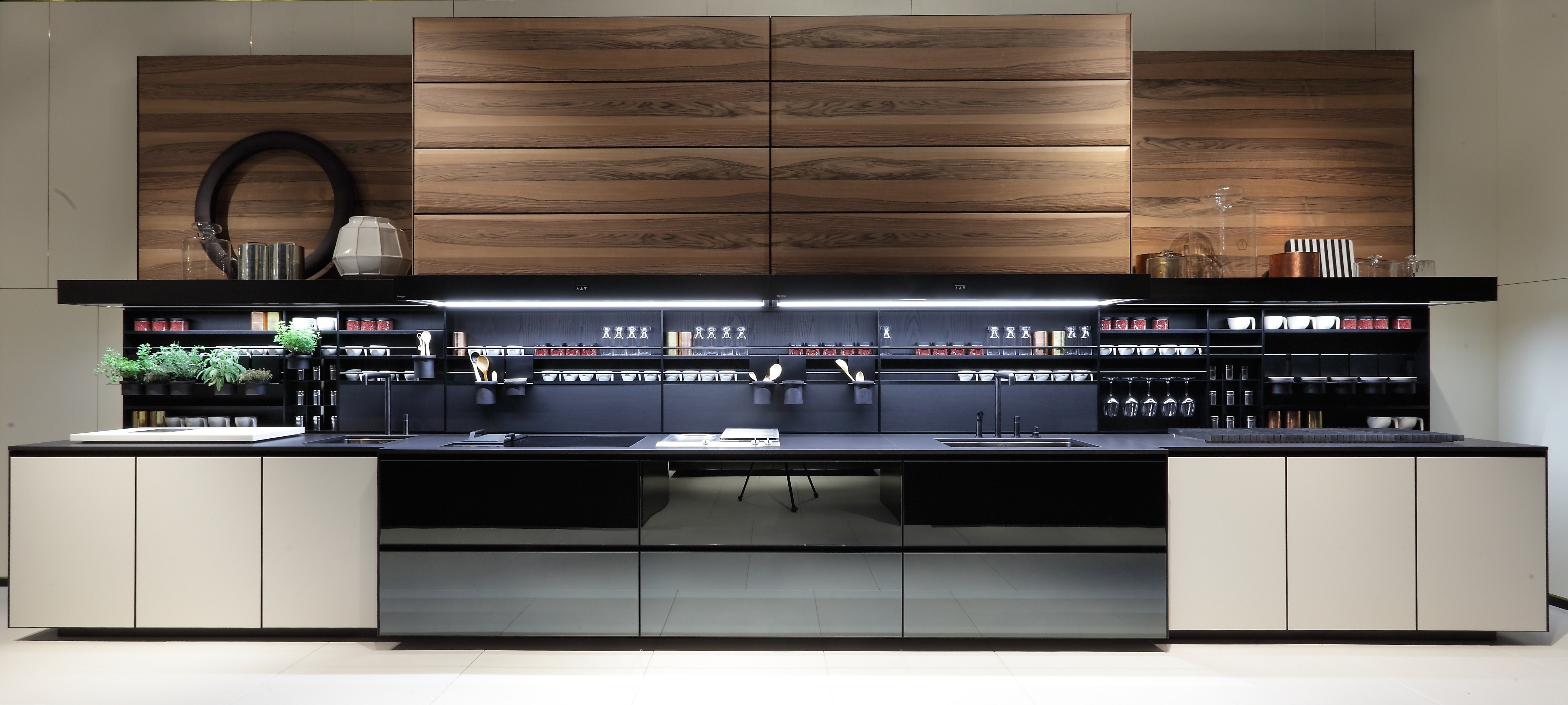 Trendoffice: Disappearing hood and other kitchen ideas ...