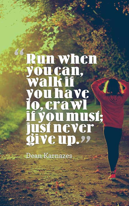 60 Inspiring And Motivating Running Quotes Planet Of Success