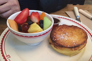 La Boulange de Sutter - Fantastic French Toast