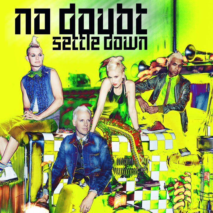 Settle Down (Single Cover), No Doubt