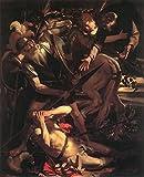Caravaggio The Conversion Of St Paul (Giclee Art Print), Leo KL