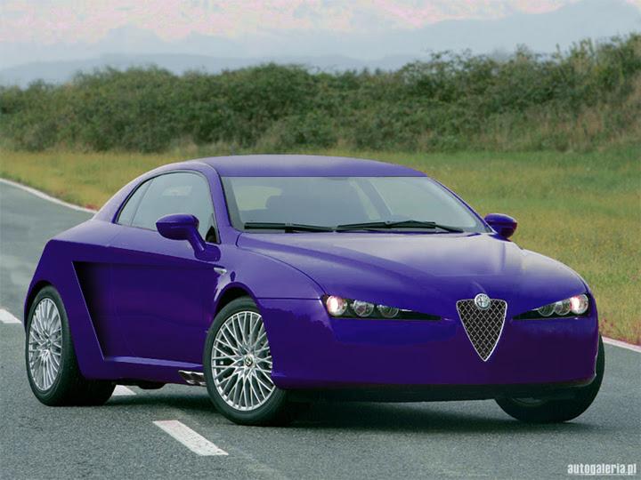 Custom Alfa Romeo Brera by stuntdoublejoe on DeviantArt