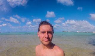 At Agana bay