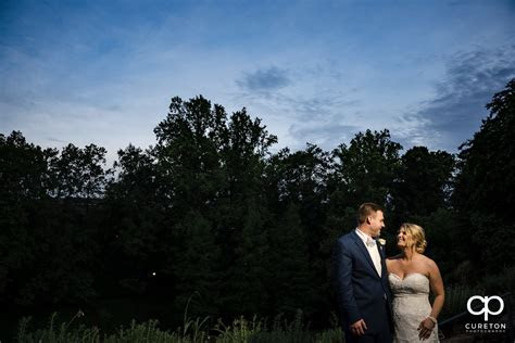 Mary's at Falls Cottage Wedding in downtown Greenville,SC