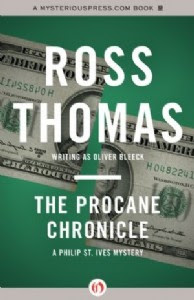 The Procane Chronicle by Ross Thomas