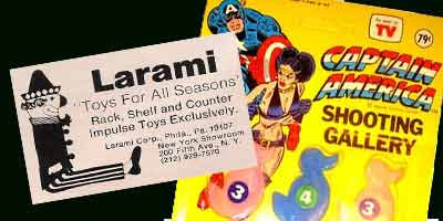 larami toys gallery