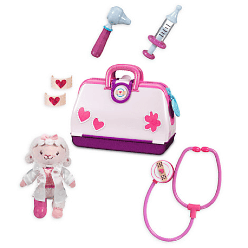 Doc McStuffins Toy Hospital Toy Set Giveaway