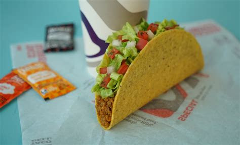 eat taco bell  youre counting calories