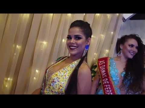 Coquetel de apresentação das candidatas ao Miss Breves