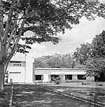 Studio-gebouwencomplex van het Regerings...