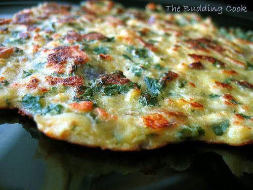 Kale-pot pancake2