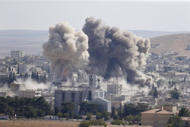 Ataque de estado islámico