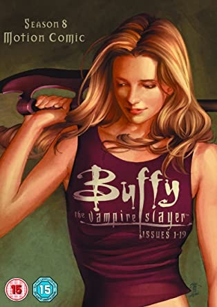 Buffy Motion Comic Season 9