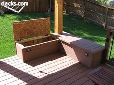 Decks & Benches