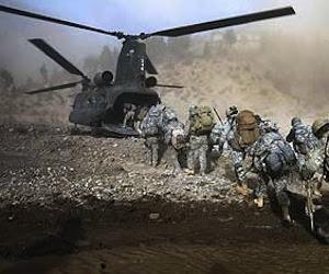 Tropas de EEUU en Afganistán